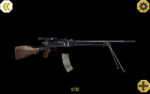 Machine Gun Simulator Ultimate Firearms Simulator apkpoly screenshots 13