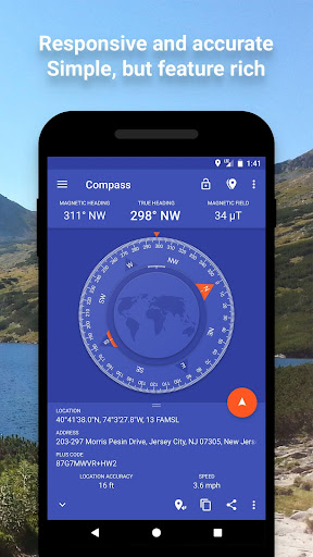 Compass  screenshots 3