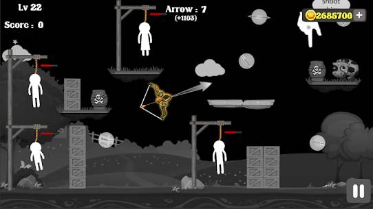 Archers bow.io 1.4.8 MOD (Unlimited Money) 5