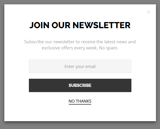 9 Effective ways to build your Subscribers list for BFCM- subscriptions and newsletter