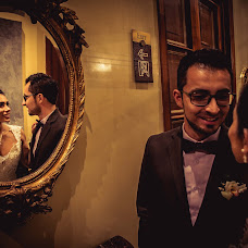 Wedding photographer Andres Hernandez (iandresh). Photo of 25.10.2017