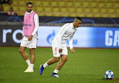 Cesc Fabregas wordt door Thierry Henry meteen in de basis gedropt bij Monaco, naast kapitein Youri Tielemans