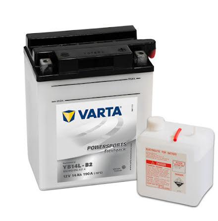 MC-batteri 14 Ah YB14L-B2 VARTA Powersports