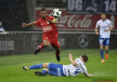 Assiste-t-on aux derniers matches de Mehdi Carcela avec le Standard?