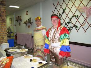 Photo: Repas créole fév 2010