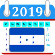 Honduras 2019 Calendar-Holiday