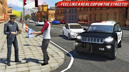 Crime City - Police Car Simulator 1.6 screenshots 5