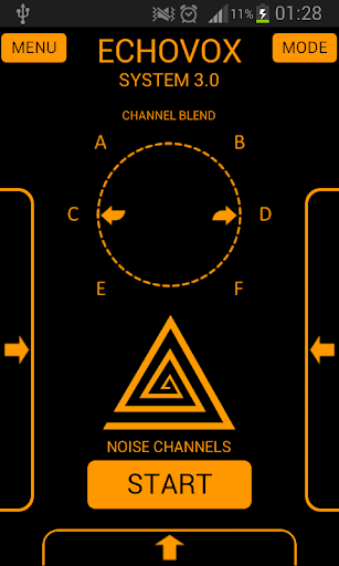 Screenshot for ECHOVOX System 3 Professional ITC Ghost Box in United States Play Store