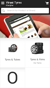 Virani Tyres screenshot 1