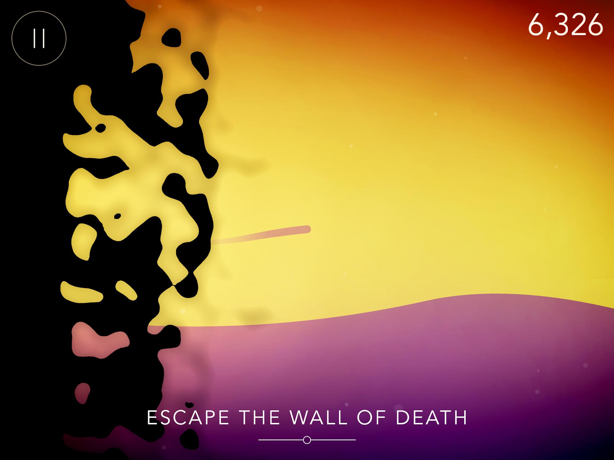 FLO Game - Free challenging infinite runner screenshot #10