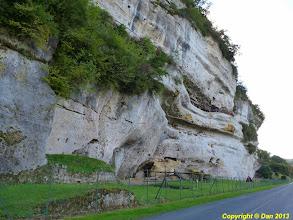 Photo: La Roque Saint Christophe