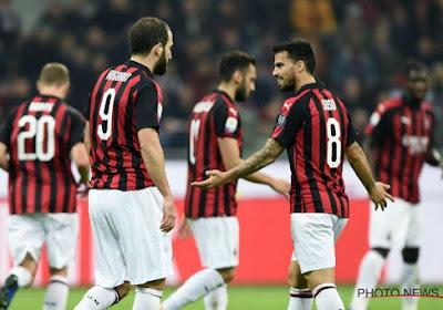 L'AC Milan veut redevenir un club de premier plan et recherche des talents du Club de Bruges, de Gand, d'Anderlecht et de Malines