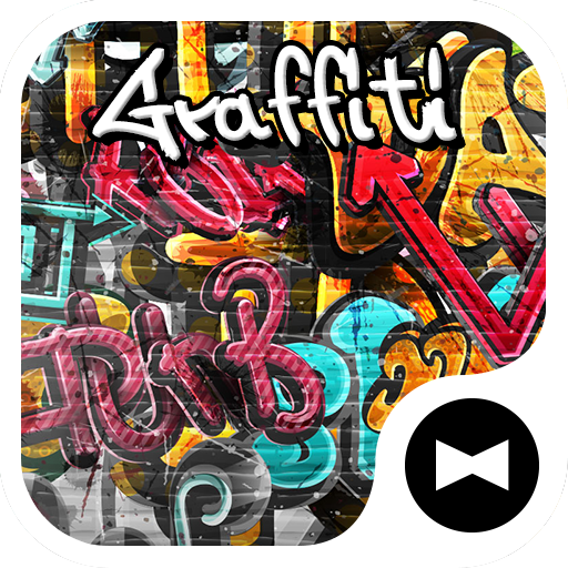 Graffiti Wallpaper&icon Icon