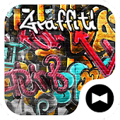 Graffiti +HOME Theme