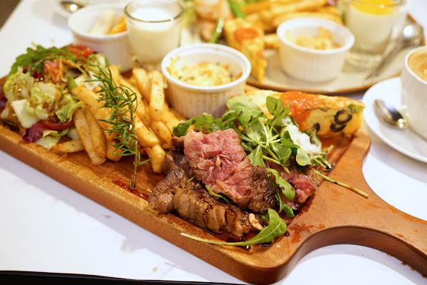 台北CP值最高的美味早午餐拼盤 義式慢食-Snail 蝸牛義大利餐廳 #牛排早午餐 #假日早午餐限定 #信義安和美食 #讀者訂位用餐打9折