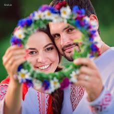 Wedding photographer Vladimir Kirshin (kirshin). Photo of 24.06.2016
