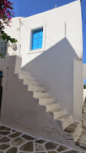 Photo: The old town in Paros is super cute in that whitewashed Greek way.
