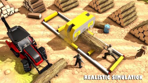 Heavy Excavator Crane Sim 2020: 3D Crane Game 1.0.8 screenshots 2