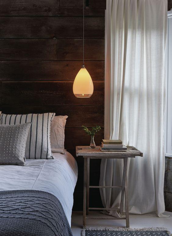Bedside Pendant Lights