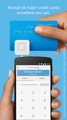 Square Point of Sale - POS - screenshot