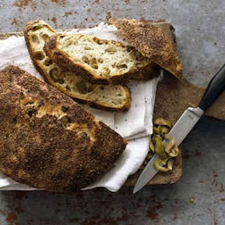 No-Knead Olive Bread | Pane all'Olive.