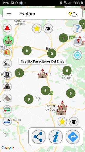 Explore Spain screenshot 6