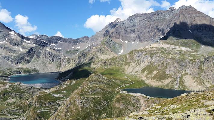 Laghi e monti di Sgheno