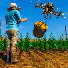 drone USA agricoltura icon