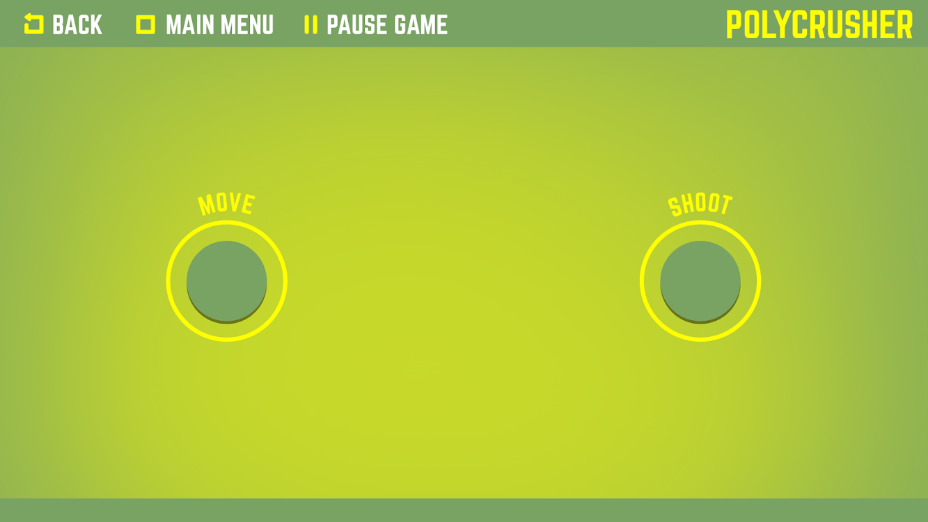 Gamepad for POLYCRUSHER – (Android Apps) — AppAgg