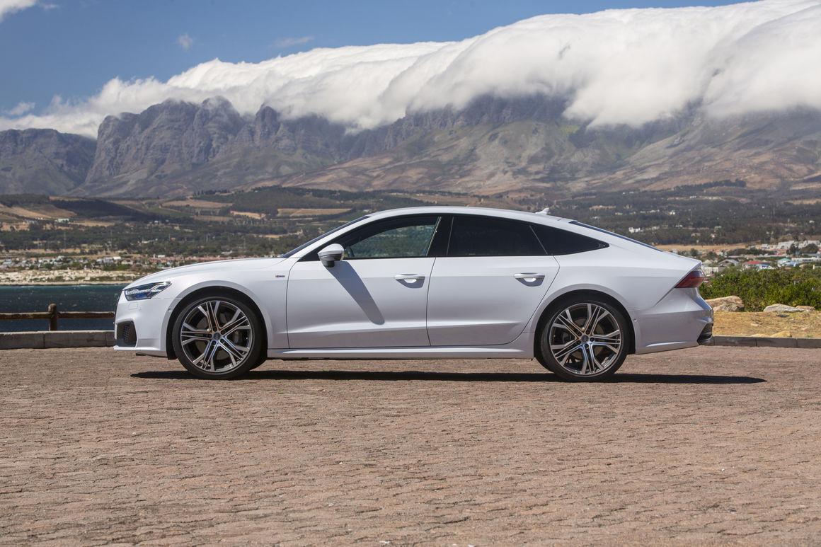 Kelebihan Kekurangan Audi A7 Sportback Top Model Tahun Ini