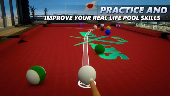 Cue Billiard Club: 8 Ball Pool- screenshot thumbnail