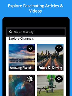 Download Curiosity For PC Windows and Mac apk screenshot 7