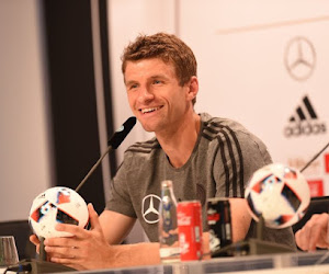 """Thomas Müller : """"Nous n'avons pas seulement de la classe, nous avons une mentalité !"""""""