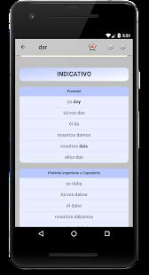 10000 Spanish Verbs PRO - náhled