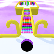 App Icon for Color Hole 3D App in United States Play Store