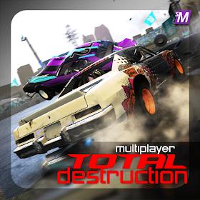 Total Destruction Derby Online Car Crash 2018