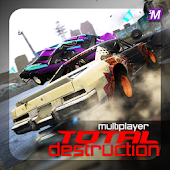 Total Destruction Derby Online Car Crash 2018