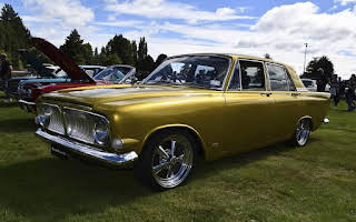 Ford MK3 Zephyr Rent Southland