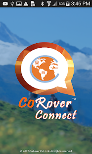CoRover Connect -  QR Code Based Group Messaging- screenshot thumbnail