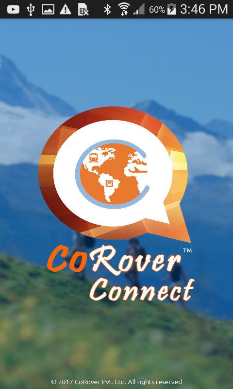 CoRover Connect -  QR Code Based Group Messaging- screenshot