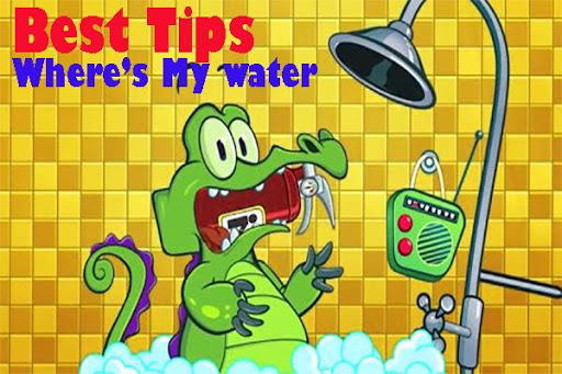 Tips Where's My Water FREE for PC