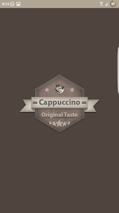 Cappuccino Cream Screenshot