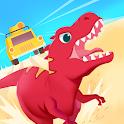 Dinosaur Guard - Dinosaur Games for kids icon