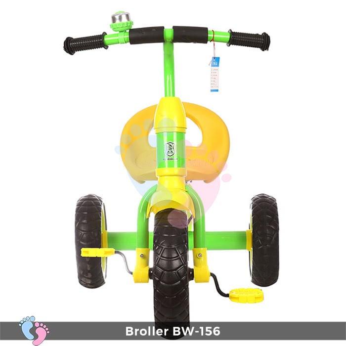 Xe đạp ba bánh trẻ em Broller XD3-156 2