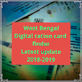 Digital Ration Card Finder -west Bengal rationcard