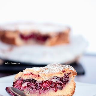Croatian Blackberry Pie (pita od kupina)