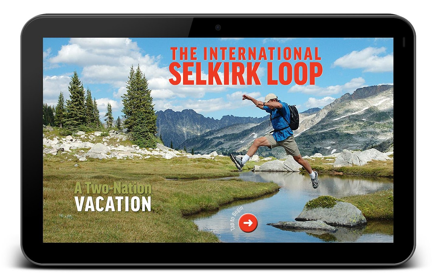 Selkirk International Loop- screenshot