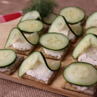 Cucumber Snacks Recipes.