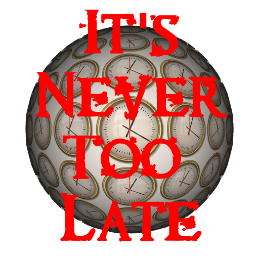 It's Never Too Late Podcast 音樂 App LOGO-APP試玩