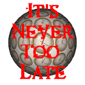 It's Never Too Late Podcast icon